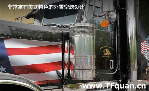 擎天柱原型Peterbilt389卡车 变形金刚 第7张