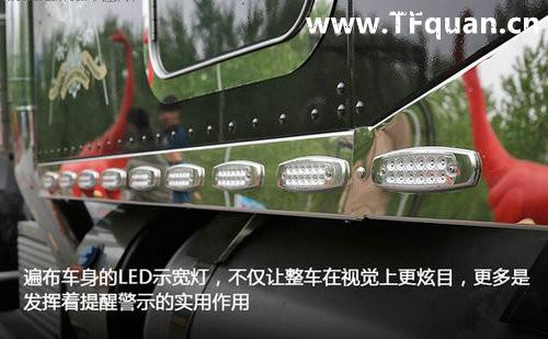 擎天柱原型Peterbilt389卡车 变形金刚 第10张