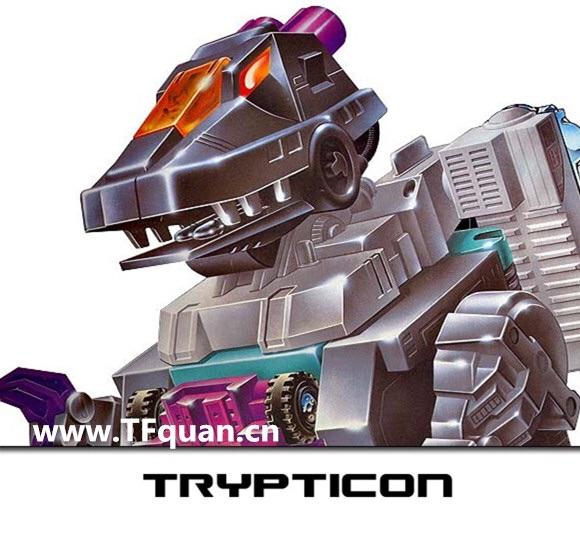 泰坦级玩具人物票选活动开始啦! 变形金刚 第2张