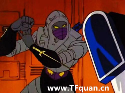 迷友摆拍【G1动画小场景】之倒霉的幻影 变形金刚 第9张