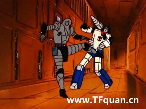 迷友摆拍【G1动画小场景】之倒霉的幻影 变形金刚 第13张