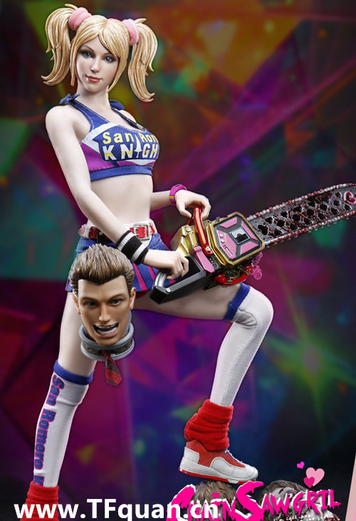 VTS TOYS 新品 电锯糖心 Chainsaw Girl 1 模玩 第6张