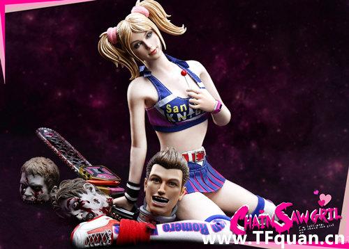 VTS TOYS 新品 电锯糖心 Chainsaw Girl 1 模玩 第8张