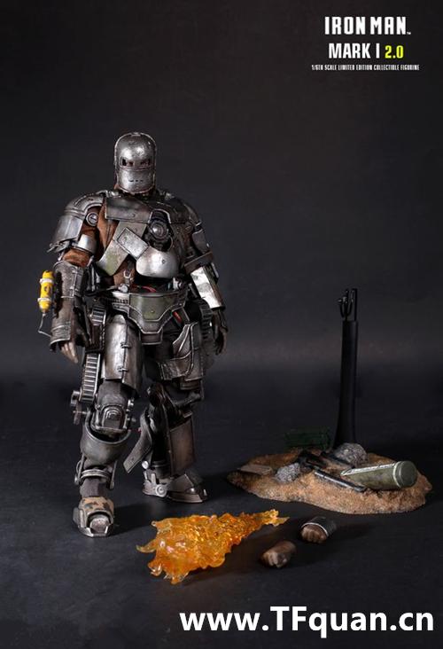 盘点HT的钢铁大坑里 那些值得拥有的10大MK 产品 模玩 第2张