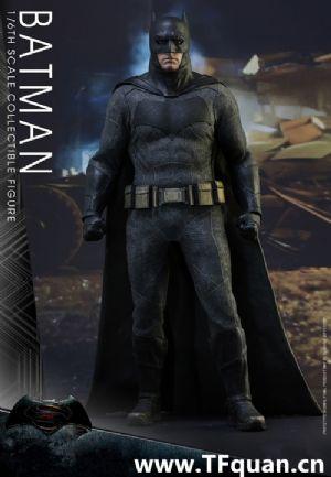 MMS342《蝙蝠侠大战超人》- 蝙蝠侠BATMAN 普通版&特别版新品官图