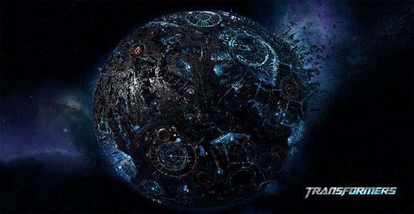 塞伯坦星球,传奇从这里开始!