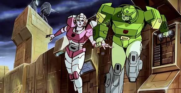 《变形金刚》动画片中的女性战士 贝塔 克劳莉娅 月娇 火翼星 艾丽塔 变形金刚人物百科  第6张