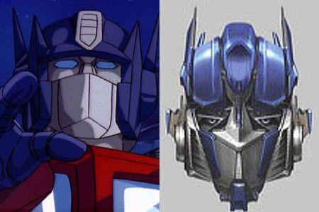 动画版VS真人版-主角变脸,你更喜欢那张脸