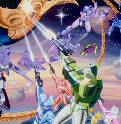 动画电影《变形金刚》又将重登大银幕 变形金刚动态 第5张