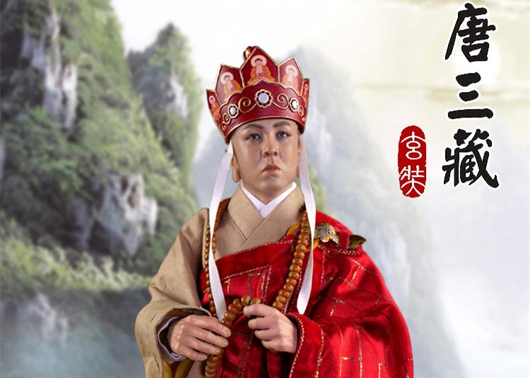 HaoYuTOYS 新品——神话系列第二弹 - 唐三藏