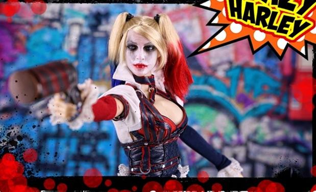 SUPERMAD TOYS——小丑女疯狂的哈莉