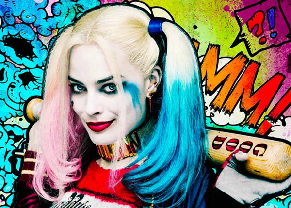 各厂的小丑女哈莉 你最喜欢哪一款