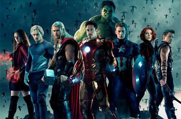 娱乐时间 一起来八卦——谈谈超级英雄们的爱情