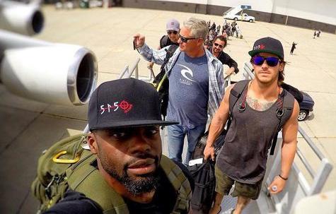 动态消息——《变5》剧组正式前往英国伦敦开拍!