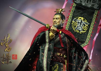 303TOYS 三国系列-曹操&战旗
