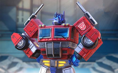 Transformers Earth Wars 游戏人物(一)