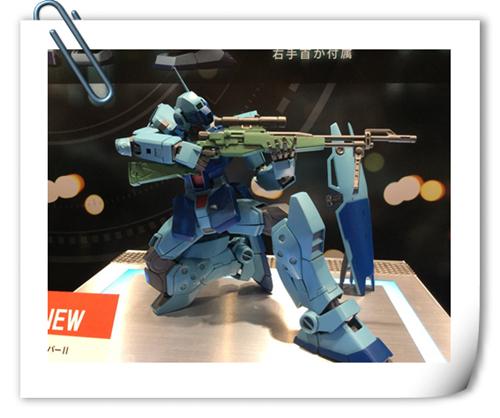 第56届全日本模型HOBBY SHOW新品预览