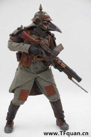 铁森林(Iron Forest)新品: Raidman NEU field army  Raidman 突击者