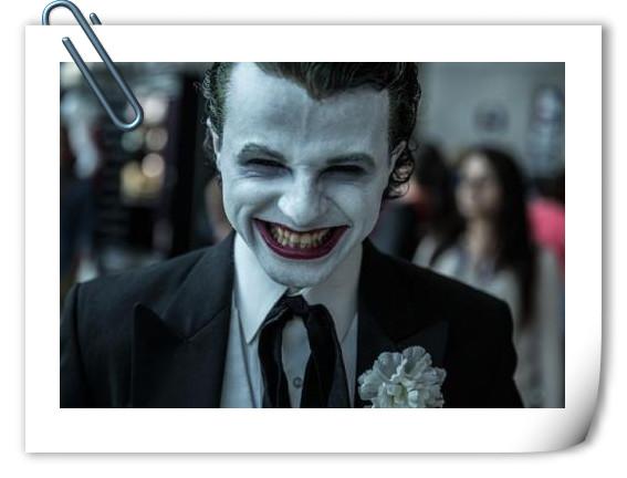 这个小丑有点帅!2016纽约漫展辣眼COS火热上线