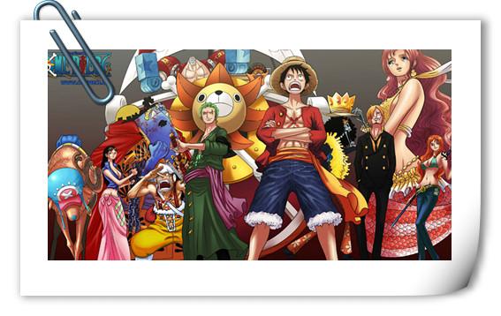 海贼王之十大美女