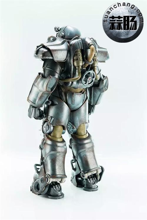 threeZero新品1/6 《辐射4》T-45 动力装甲服  模玩 第11张
