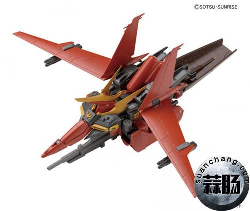 BANDAI新品——RE/100 龙飞 模玩 第4张