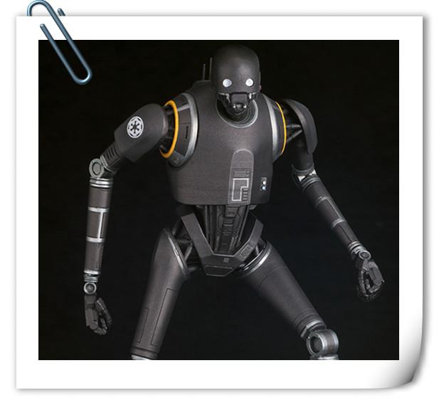 寿屋:1/10《侠盗一号:星球大战外传》K-2SO 安保机器人 ARTFX雕像