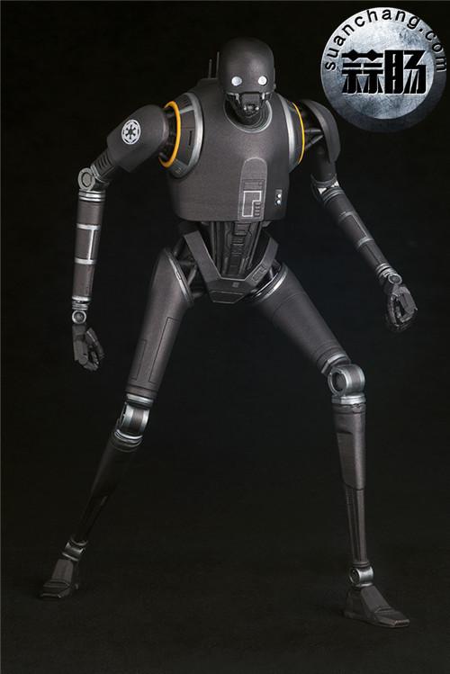 寿屋:1/10《侠盗一号:星球大战外传》K-2SO 安保机器人 ARTFX雕像 模玩 第1张