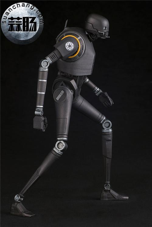 寿屋:1/10《侠盗一号:星球大战外传》K-2SO 安保机器人 ARTFX雕像 模玩 第3张
