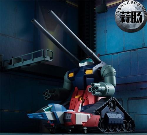 BANDAI魂商店 ROBOT魂 钢坦克&白色木马格纳库 模玩 第6张