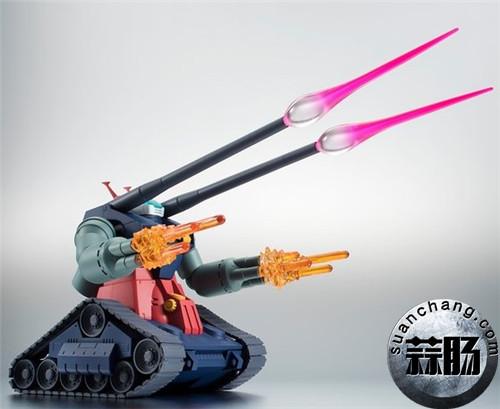 BANDAI魂商店 ROBOT魂 钢坦克&白色木马格纳库 模玩 第11张
