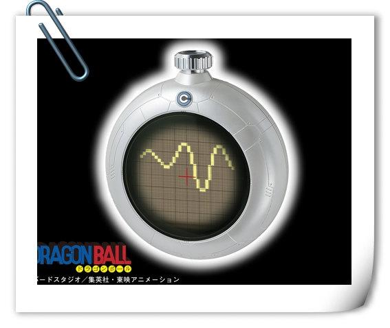 BANDAI PB网限《龙珠》龙珠雷达