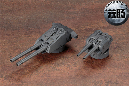 寿屋 M.S.G.武器包39 连装炮 模玩 第3张