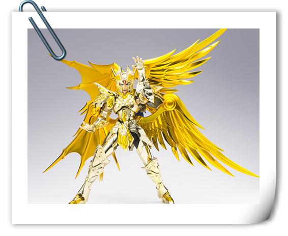 BANDAI 圣斗士圣衣神话EX 双子座撒加 (神圣衣)