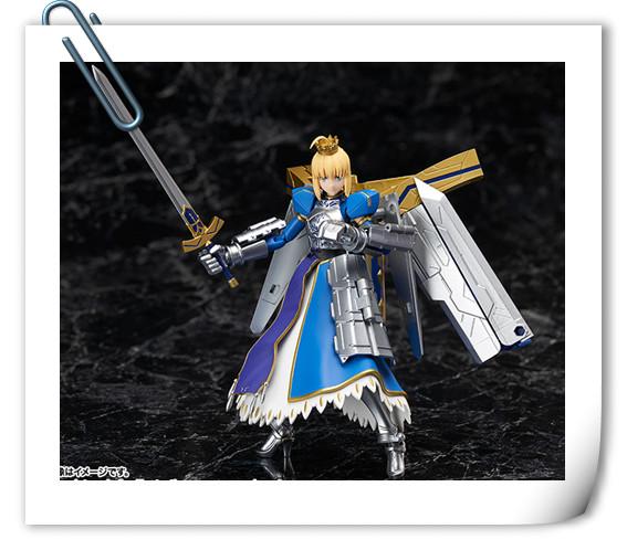 BANDAI AGP系列 Saber 变幻誓约胜利之剑