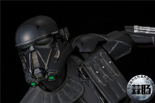 寿屋 ARTFX 侠盗一号:星球大战外传 死亡部队 开订 模玩 第7张