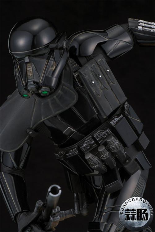 寿屋 ARTFX 侠盗一号:星球大战外传 死亡部队 开订 模玩 第8张