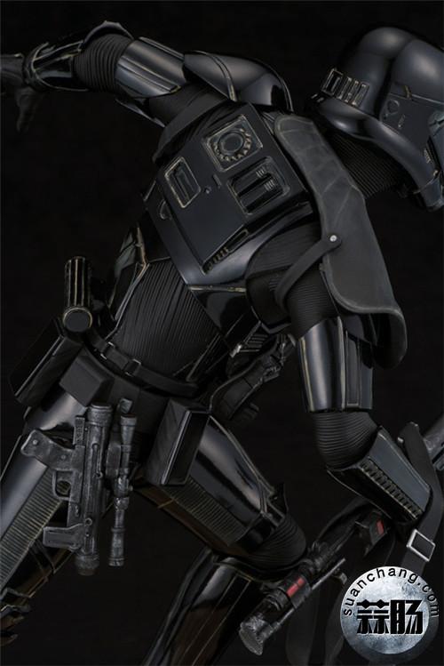 寿屋 ARTFX 侠盗一号:星球大战外传 死亡部队 开订 模玩 第9张