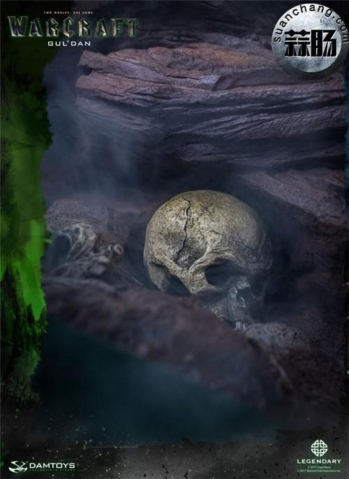 [美系] DAMTOYS新品: 史诗系列 《魔兽》  吴彦祖(古尔丹) 31寸精致雕像 精致雕像 古尔丹 魔兽 史诗系列 DAMTOYS 二次元  第16张