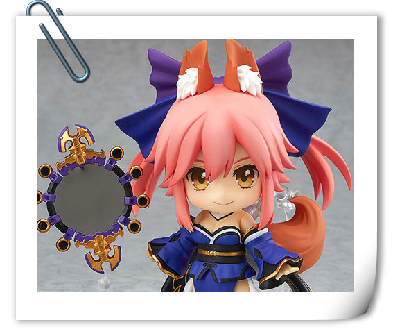 GSC Fate/EXTRA caster 玉藻前 粘土人 开订