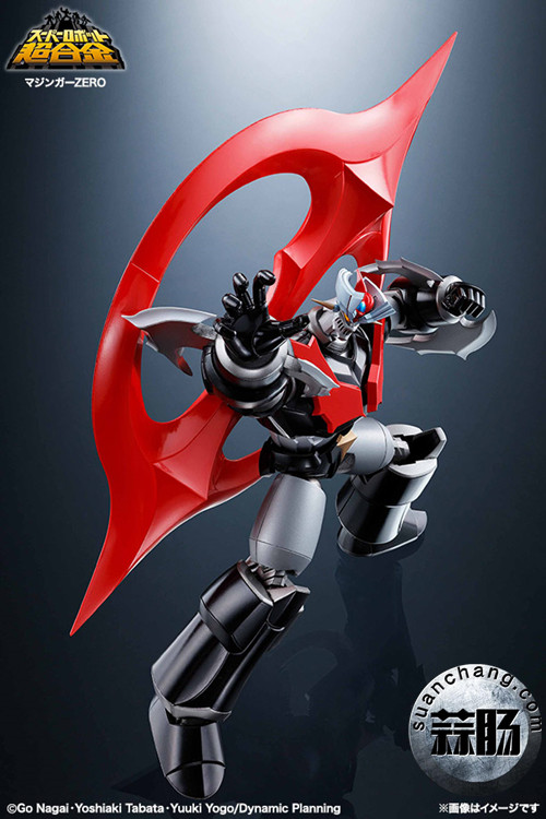 BANDAI SUPER ROBOT超合金 魔神ZERO  模玩 第3张
