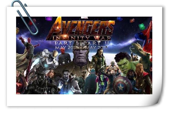 《复仇者联盟3:无限战争》将于1月23号开拍