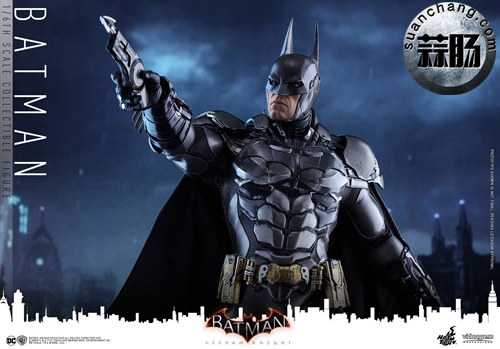 重磅消息——蝙蝠侠游戏版本出人偶了???Hottoys 新品《蝙蝠侠:阿甘骑士》来袭 模玩 第7张