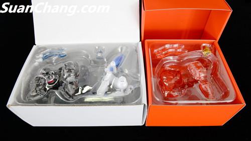 【第三方新品牌TransArt Toys】 CC-01 黑猩猩 赏析 第3张