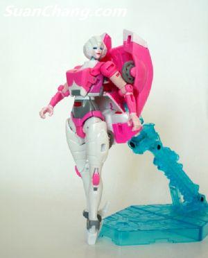 芭蕾·浪漫——IDW日版经典Arcee