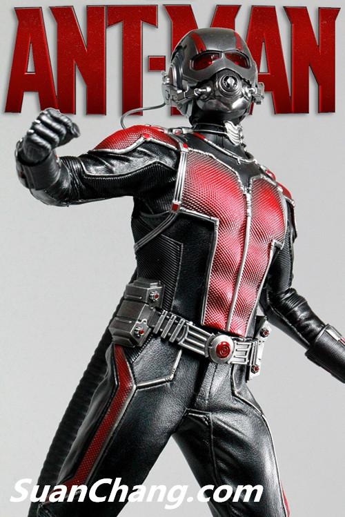 HotToys MMS308《蚁人 Ant-Man》 模玩 第4张