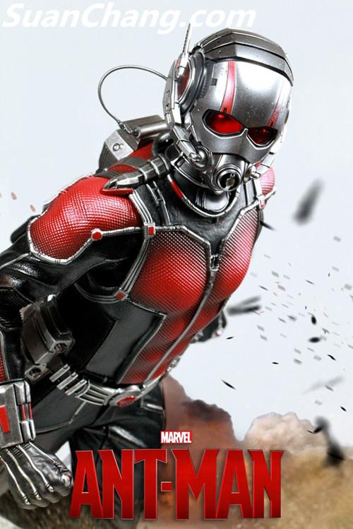HotToys MMS308《蚁人 Ant-Man》 模玩 第6张