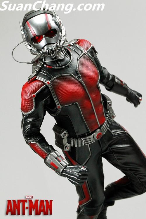 HotToys MMS308《蚁人 Ant-Man》 模玩 第7张
