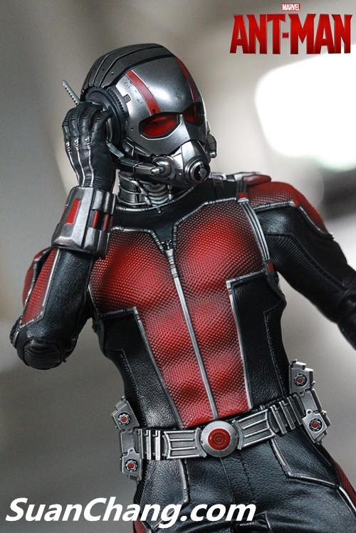 HotToys MMS308《蚁人 Ant-Man》 模玩 第20张
