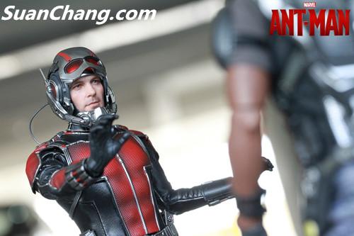 HotToys MMS308《蚁人 Ant-Man》 模玩 第21张